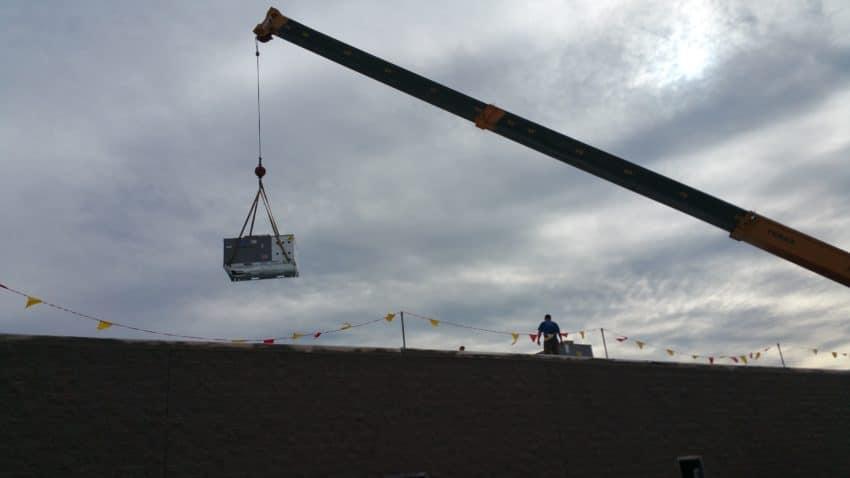 Air Conditioning installation in Jackson TN