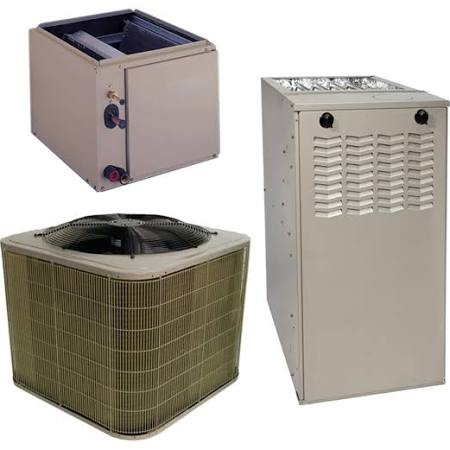 heating and air units