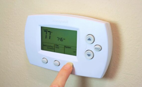 turn ac off when hot home