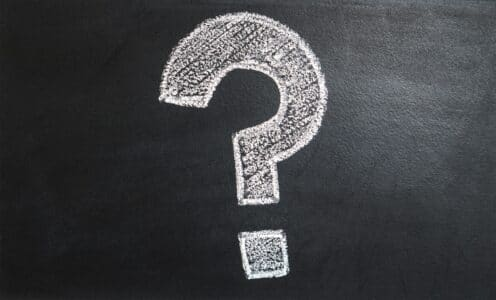 what is afue question mark on blackboard