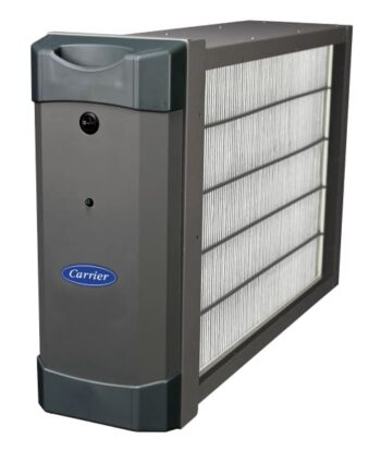 carrier's infinity air purifier for HVAC systems